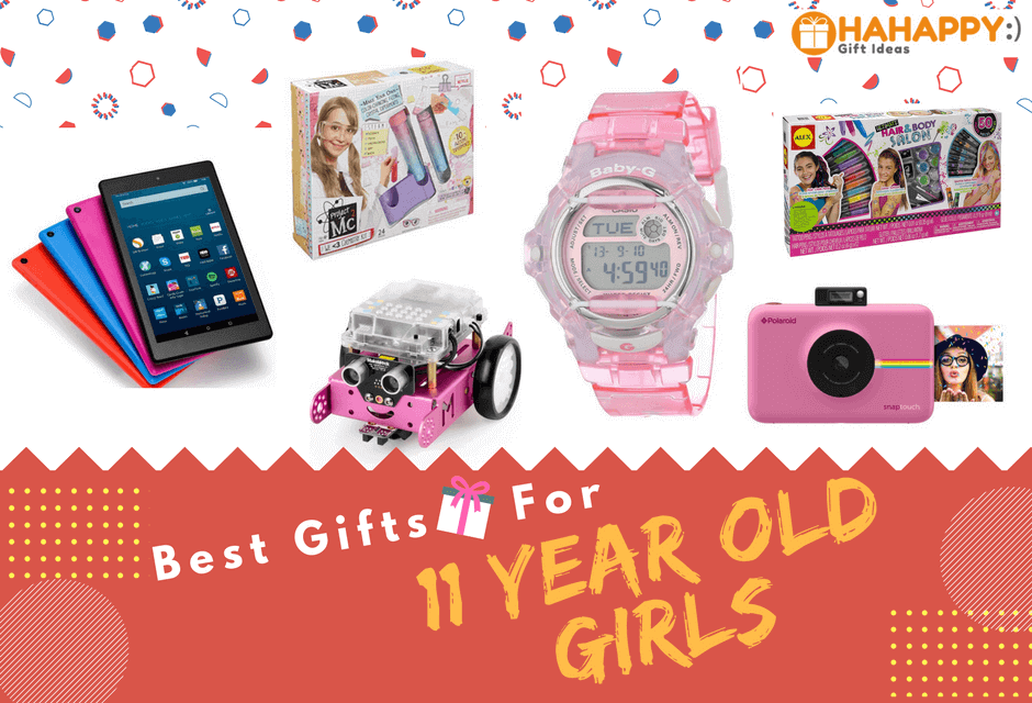 12 Best Gifts For An 11-Year-Old Girl