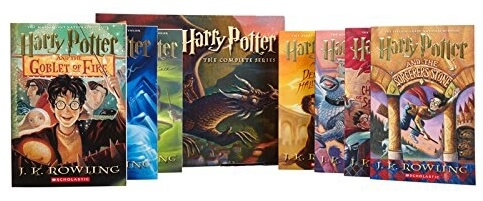 Harry Potter Paperback Box Set