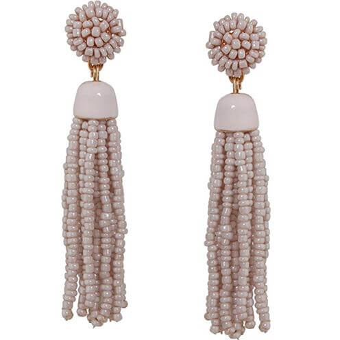 Humble Tassel Earrings