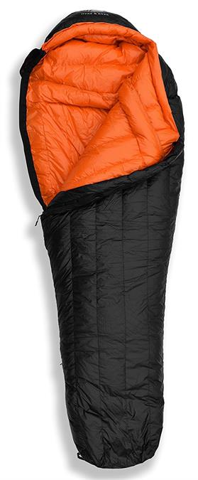 Hyke & Byke Down Sleeping Bag-2