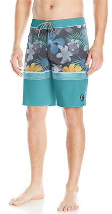 Hyperfreak Blissful Thinking Scallop Boardshort