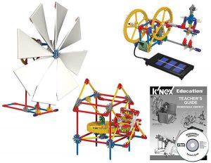 KNEX Education Renewable Energy Set