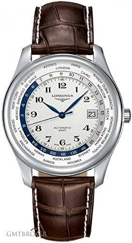 Longines Master Collection Leather Automatic Mens Watch L28024703