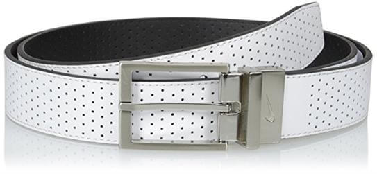 Nike Mens Perforated Reversible One Size Belt