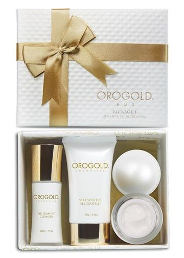 OROGOLD Cosmetics 24K Gold Luxury Package