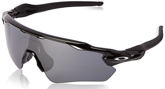 Oakley Mens Radar OO9211-07 Shield Sunglasses