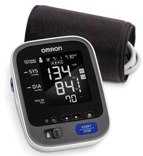 Omron Wireless Upper Arm Blood Pressure Monitor