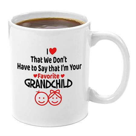 Premium 11oz Fun Coffee Mug Gift