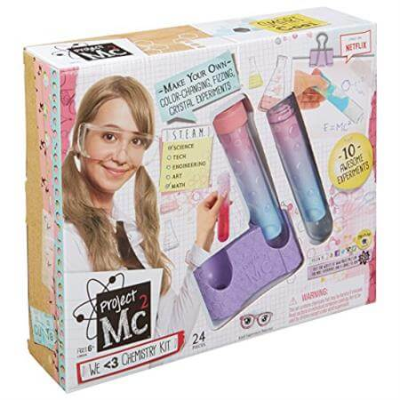 Project Mc2 We Heart Chemistry Kit