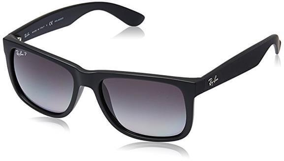Ray-Ban Men 0RB4165 Justin Polarized Sunglasses