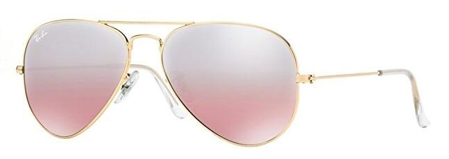 Ray-Ban RB3025 Aviator Sunglasses-3