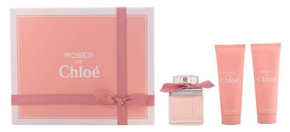 Roses de Chloe 3pcs Gift Set