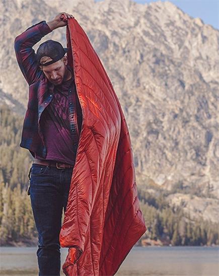 Rumpl High-Performance Blanket