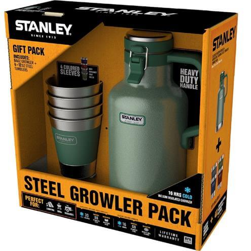 Stanley Growler & Adventure Stacking Pints Gift Set