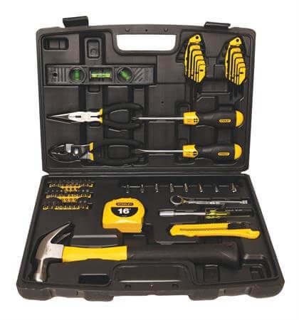 Stanley Homeowners Tool Kit