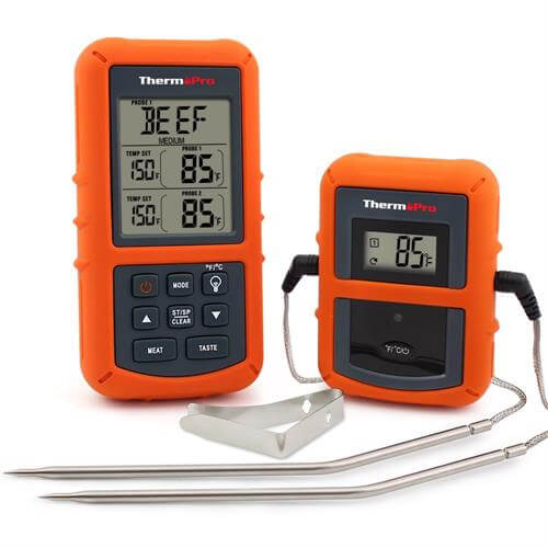 ThermoPro Wireless Remote Digital Cooking Food Meat Thermometer