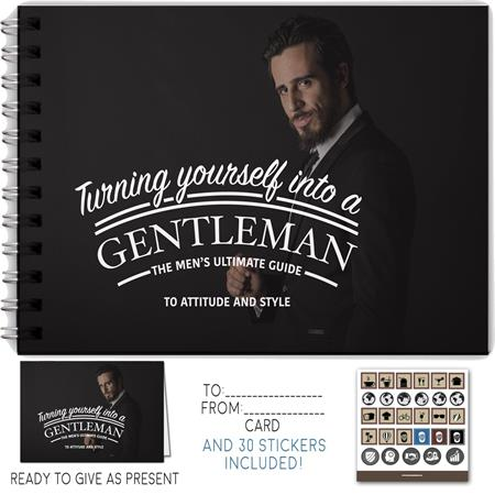 Turning Yourself Into A Gentleman The Men Ultimate Guide