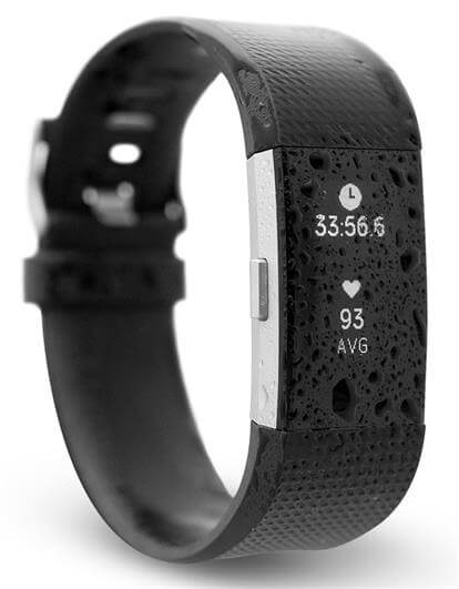 Waterfi Waterproof Fitbit Charge 2