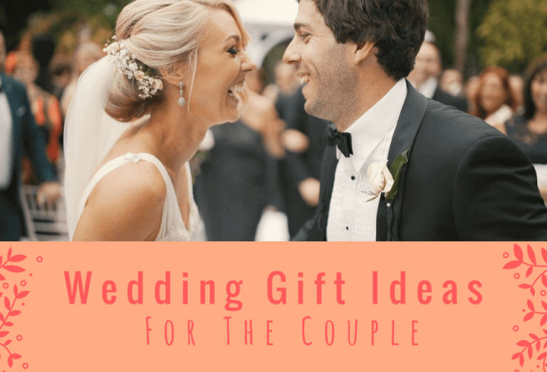 13 Unique Wedding Gifts for Couples