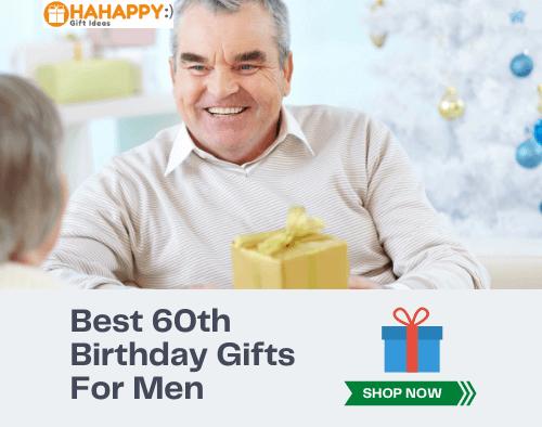 60th Birthday Gift Ideas For Men (33 Impressive Gift Ideas For Men Turning 60)