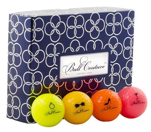 Ball Couture Fashionable Golf Balls for Women