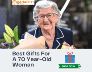 Birthday Gifts For A 70-Year-Old Woman