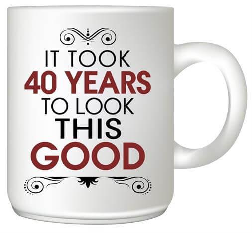 Funny Ceramic Coffee Mug