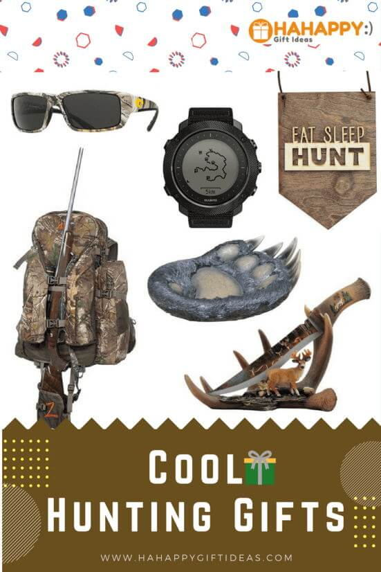 Cool Hunting Gifts for Hunters