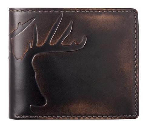 DEER Bifold Premium Leather Wallet
