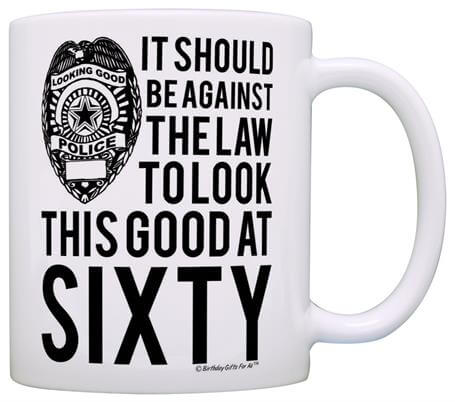 Funny 60th Birthday Coffee Mug
