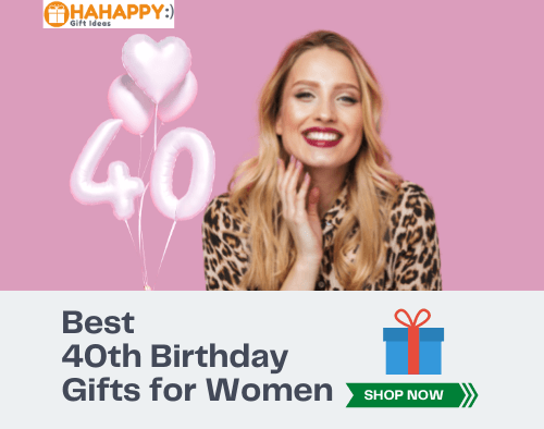 Gift Ideas For A 40-Year-Old Woman