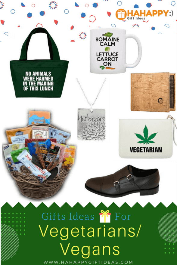 Gift Ideas For Vegetarians And Vegans