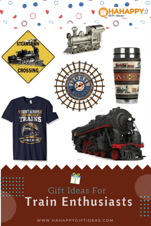 Gifts For Train Enthusiasts 18 Unique Gifts That Train Lover Will Love