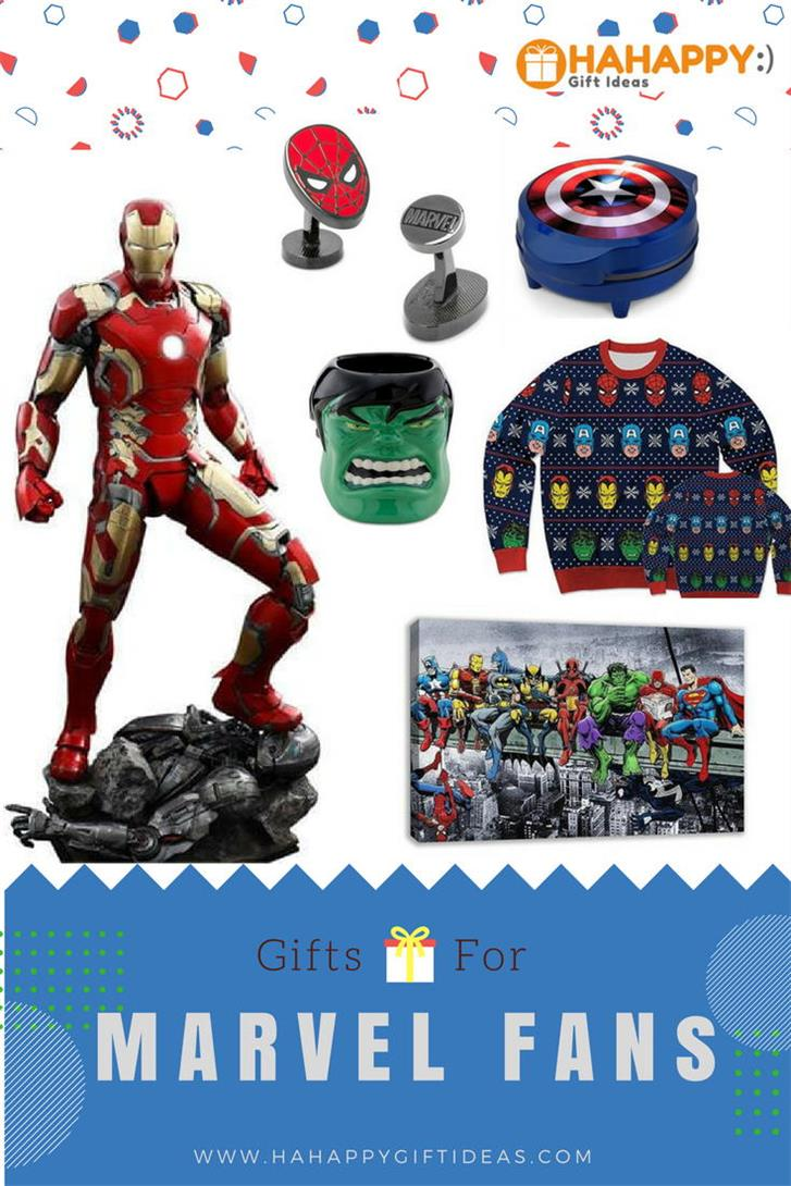 Cool Gifts For Marvel Fans