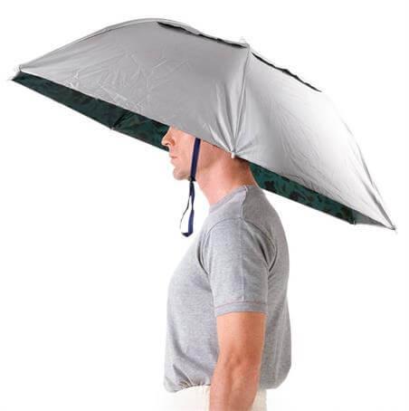 Luwint Gardening Folding Umbrella Hat