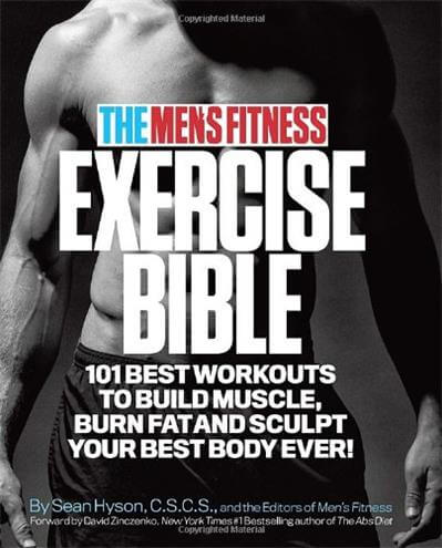 Mens Fitness Exercise Bible