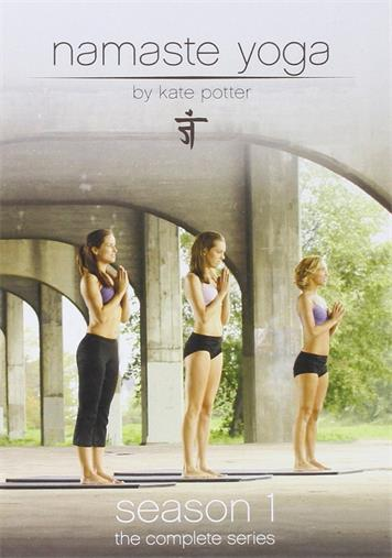 Namaste Yoga The Complete First Season DVD