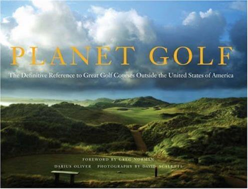 Planet Golf Book