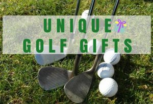 Unique Golf Gift Ideas