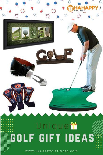 Unique Golf Gift Ideas