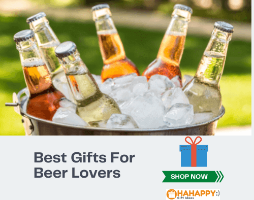 39 Best Gifts For Beer Lovers (Time-Saving List For You)