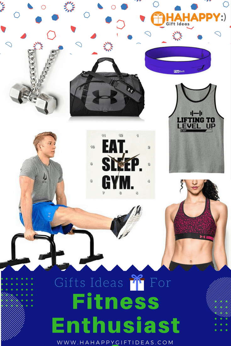 gifts for fitness enthusiasts