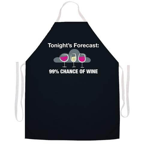 Forecast 99 Chance Of Wine