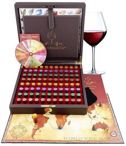 Master Wine Aroma Tasting Kit