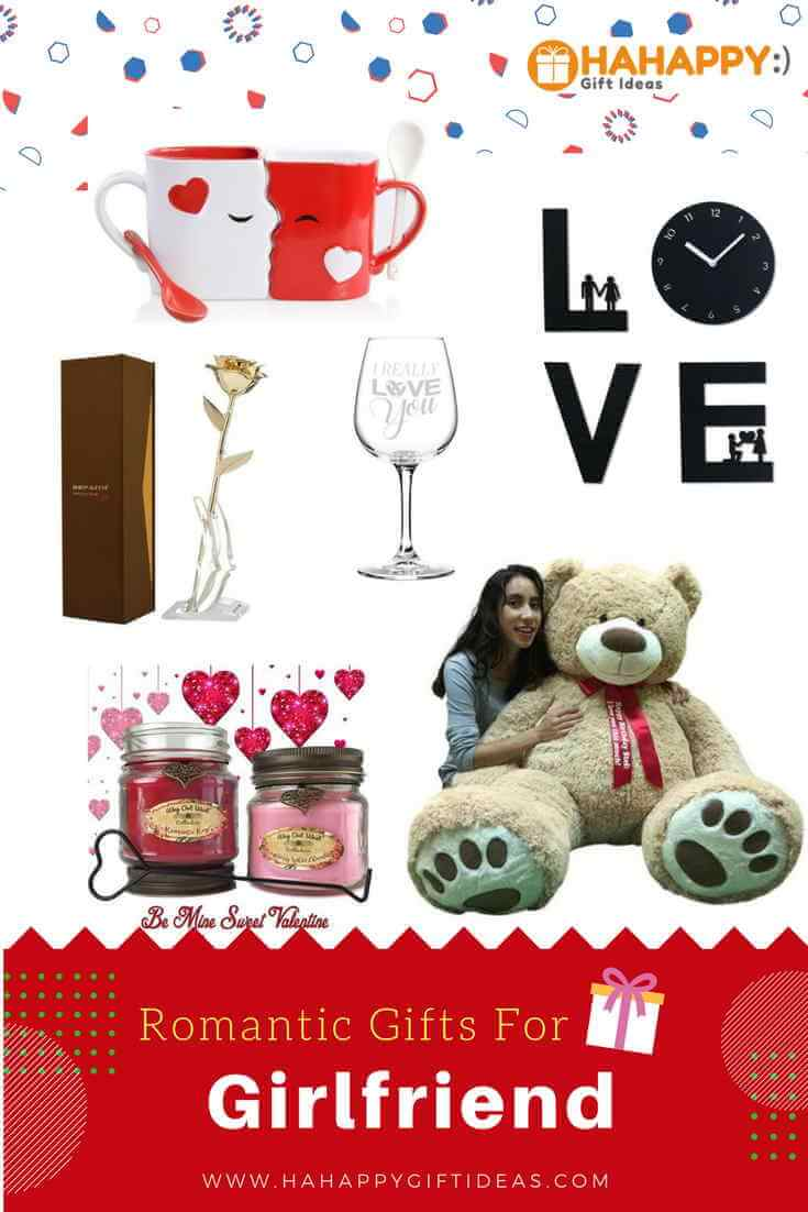 Romantic Gift Ideas For Girlfriend