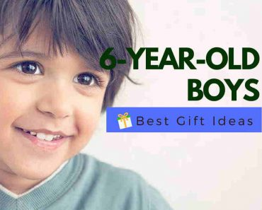 The Best Gifts For A 6-Year-Old Boy
