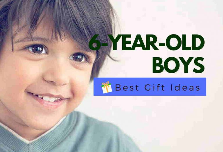 12 Best Gifts For A 6-Year-Old Boy