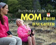 The Birthday Gift Ideas For Mom From Daughter