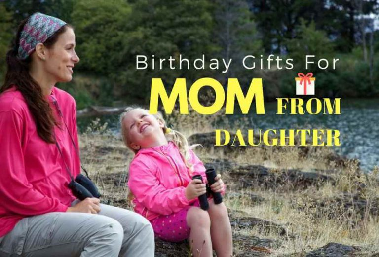 23 Birthday Gift Ideas For Mom From Daughter