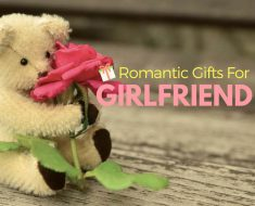 The Romantic Gift Ideas For Girlfriend